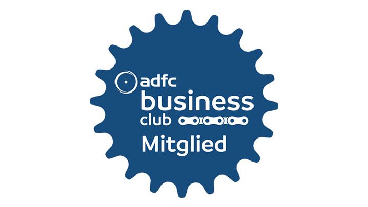 Logo ADFC Mitglied Förderkreis