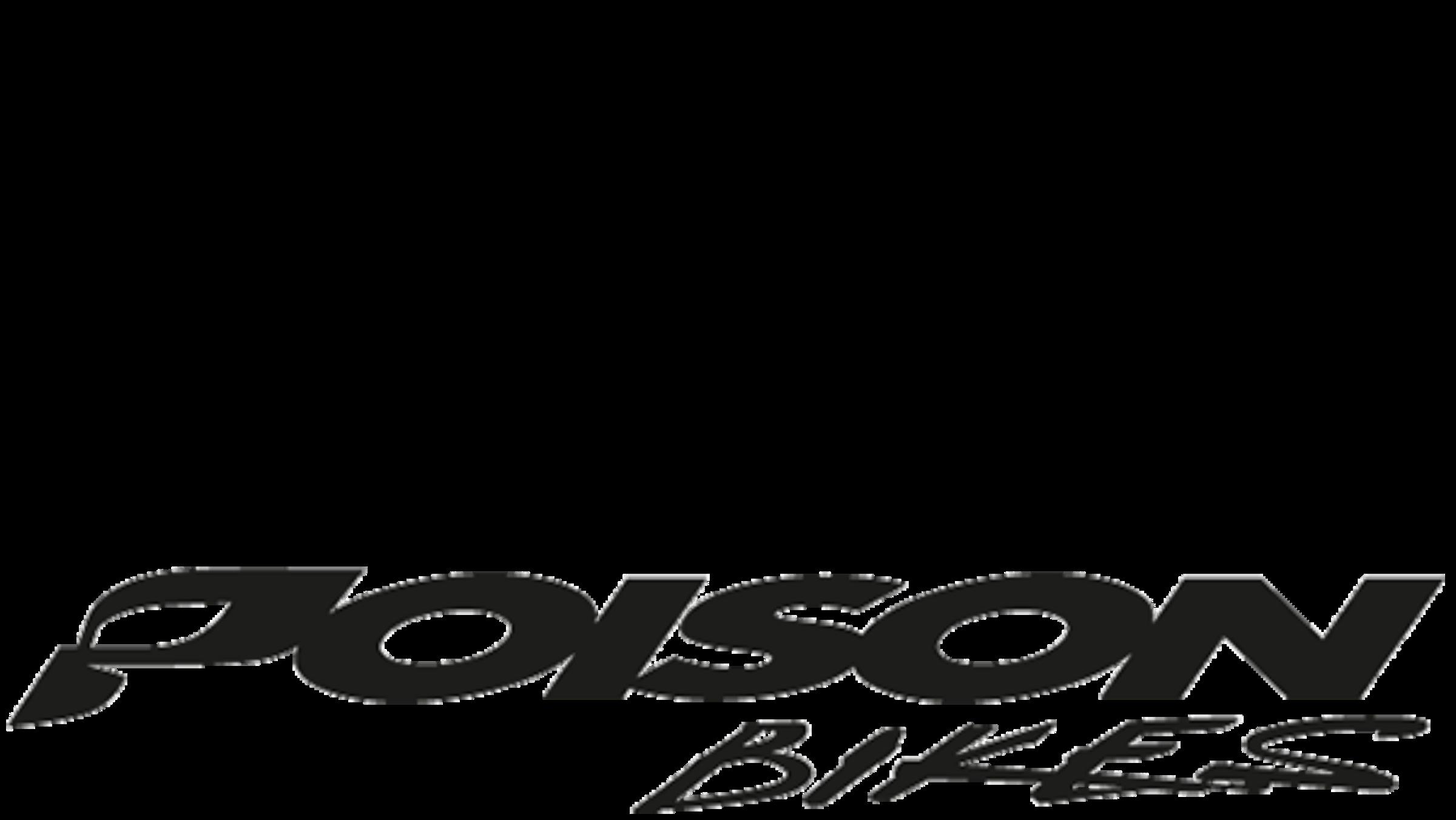 Logo Onlineshop Poison Bikes