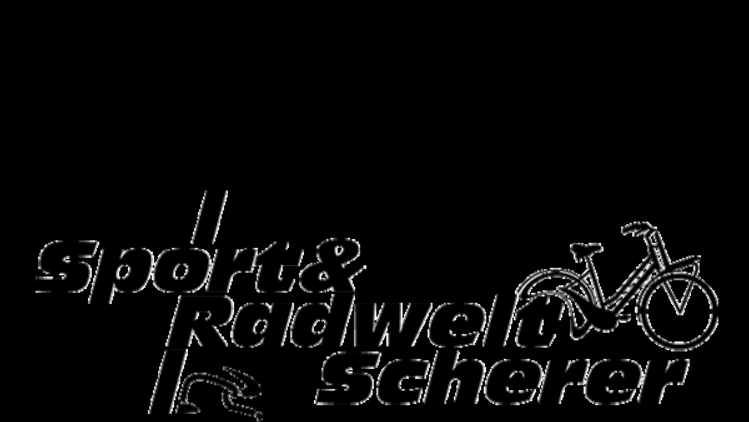 Logo Onlineshop Sport Radwelt Scherer