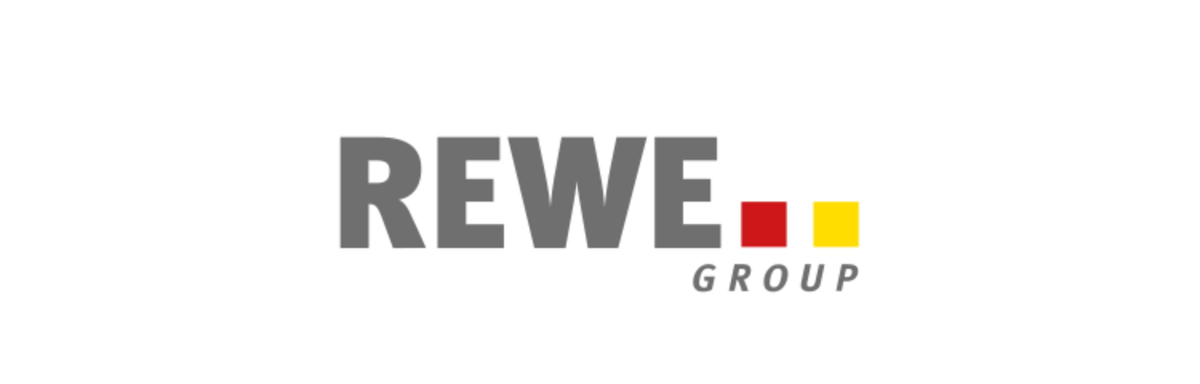 Logo Referenzen Rewe Group
