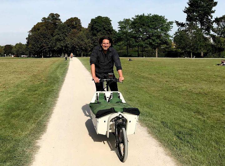 Fahrradheld Reinhold Goss | JobRad