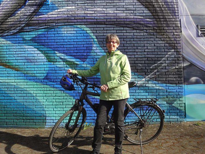 Fahrradheldin Dr. Silvia Körntgen | JobRad
