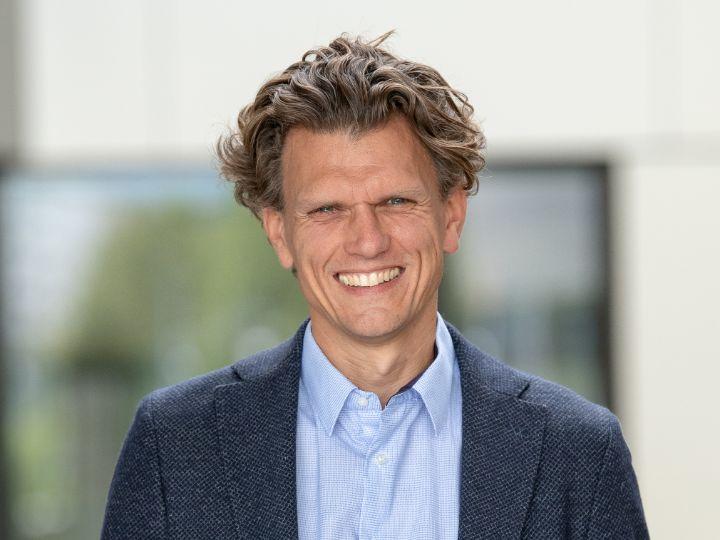 JobRad Geschäftsführer Holger Tumat