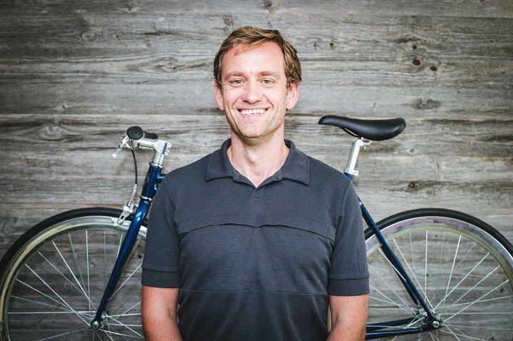 JobRad Geschäftsführer Ulrich Prediger