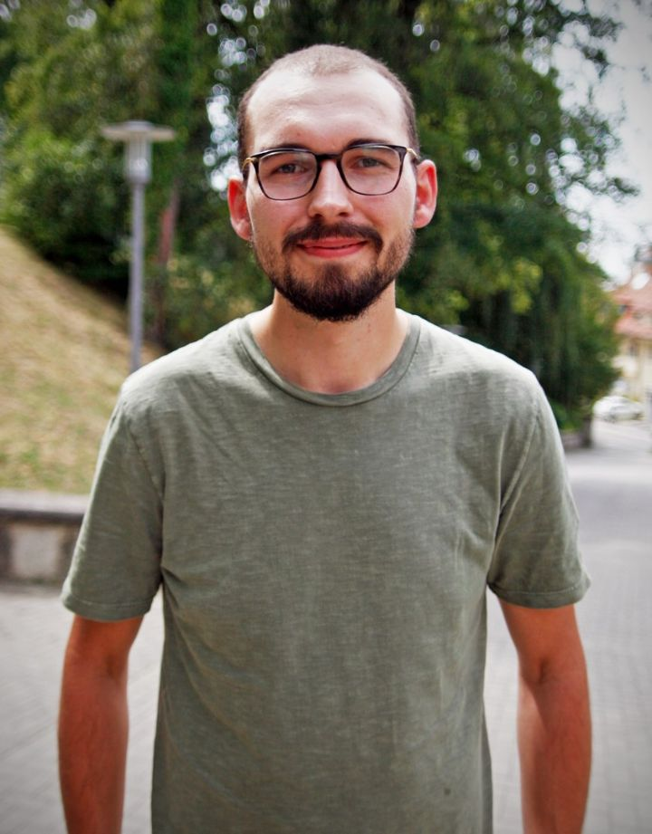 Portrait Felix Ginter | JobRad