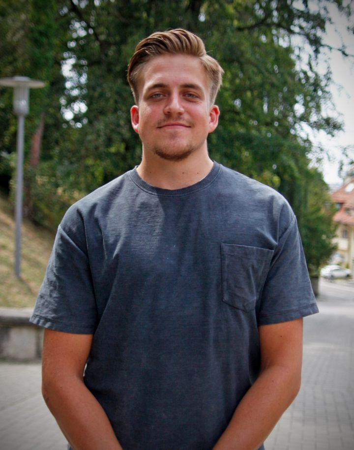 Portrait Max Möbes | JobRad