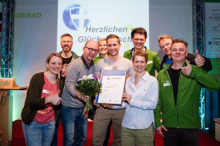 JobRad gewinnt Freiburger Klimaschutzpreis