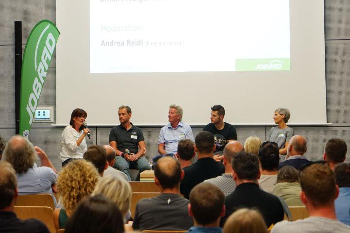 Fachgespraech Eurobike 2018