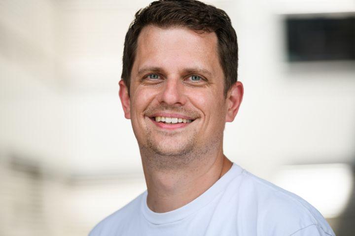 JobRad-Mitarbeiter Christoph Glück