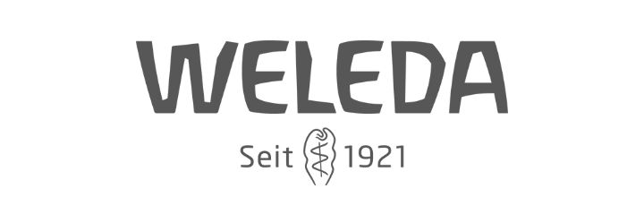Logo JobRad-Arbeitgeber Weleda