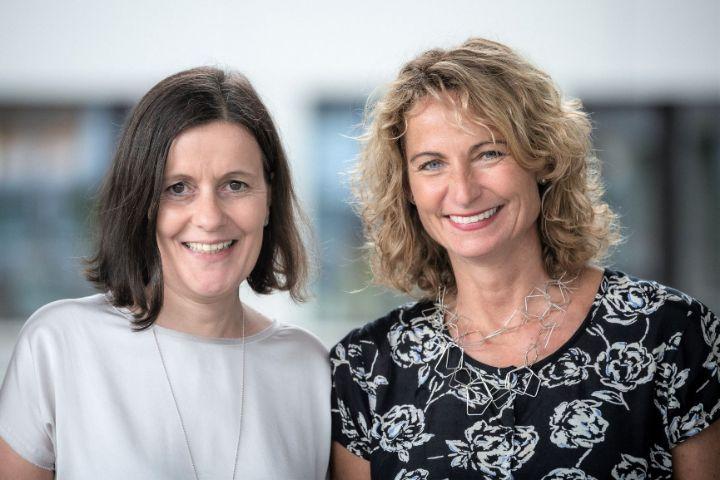 Zwei neue Bereichsleiterinnen im JobRad-Management