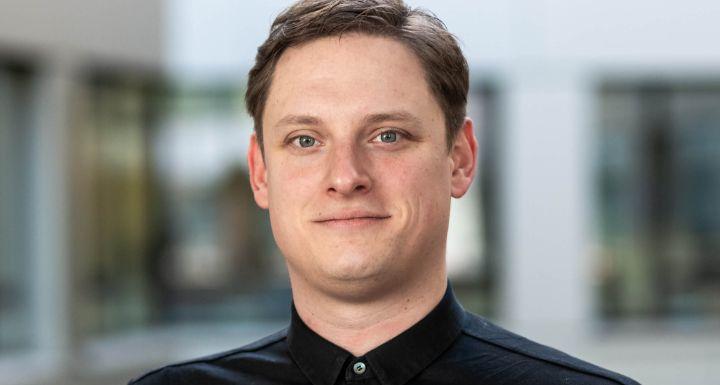 JobRad | Mitarbeiter Colin Pöstgens