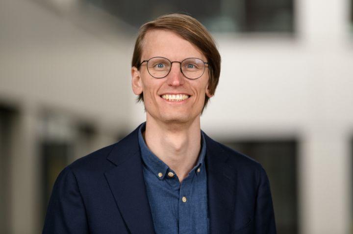 Mitarbeiter Julian Schreck | JobRad