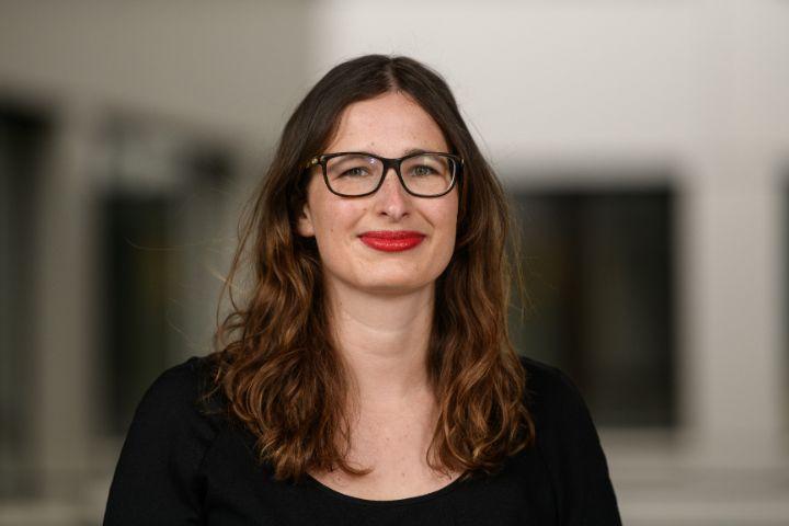 Mitarbeiterin Josefine Wickenbrock | JobRad