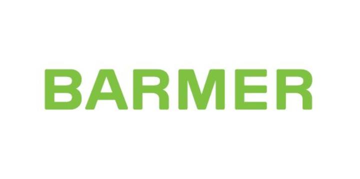 Barmer Logo Presseinformation