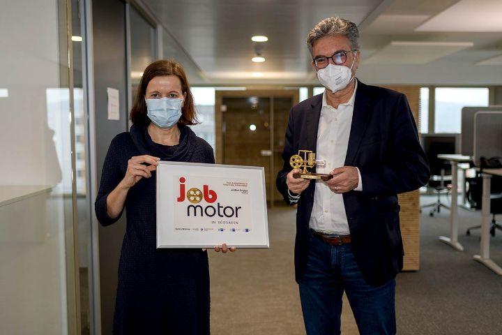 JobRad gewinnt Jobmotor 2020