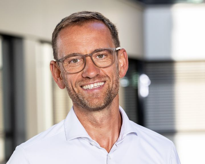JobRad-Gründer Ulrich Prediger