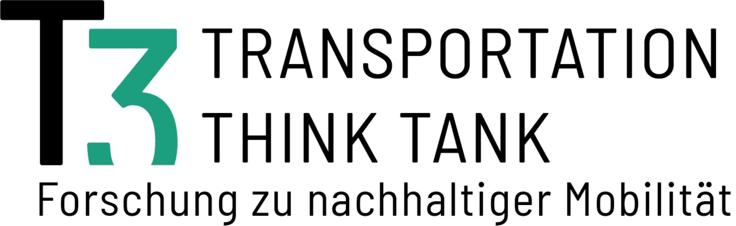 Logo T3 Transportation Think Tank